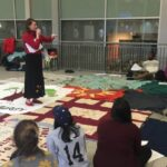 Blanket exercise teaches history from an indigenous perspective