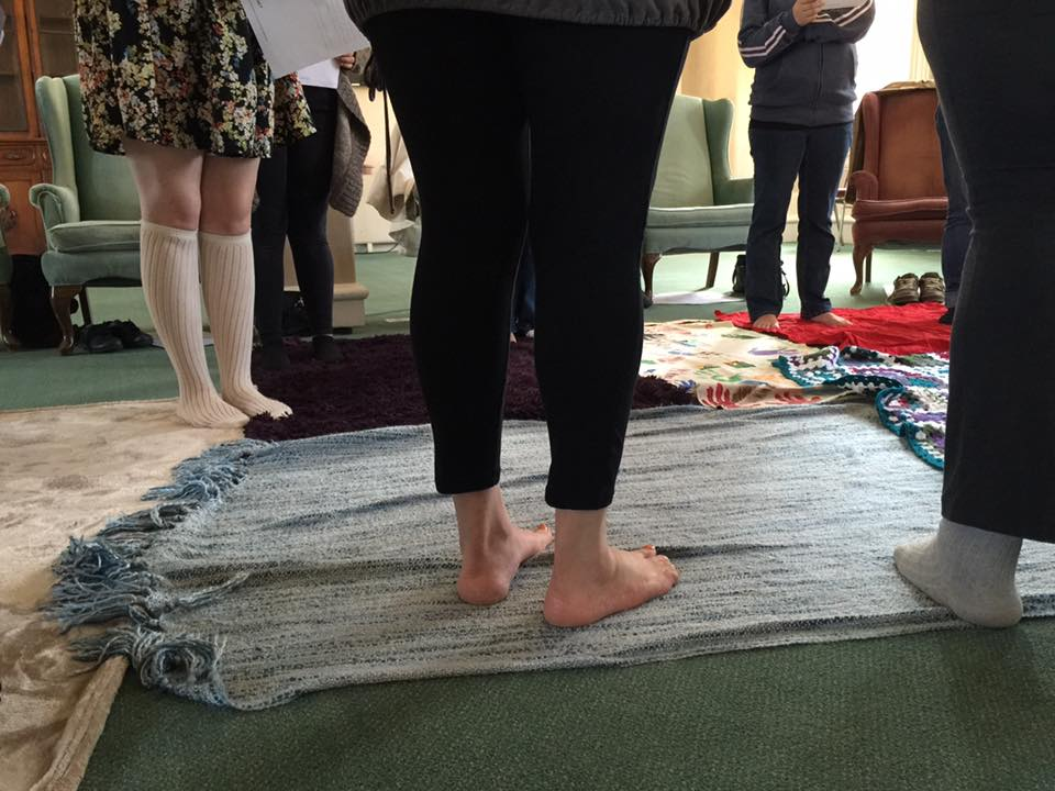 Blanket Exercise & Facilitator Training in PEI, May 2016