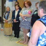 Fort Qu'Appelle students and teacher bring historical lesson to library