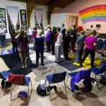 KAIROS Blanket exercise brings understanding and empathy