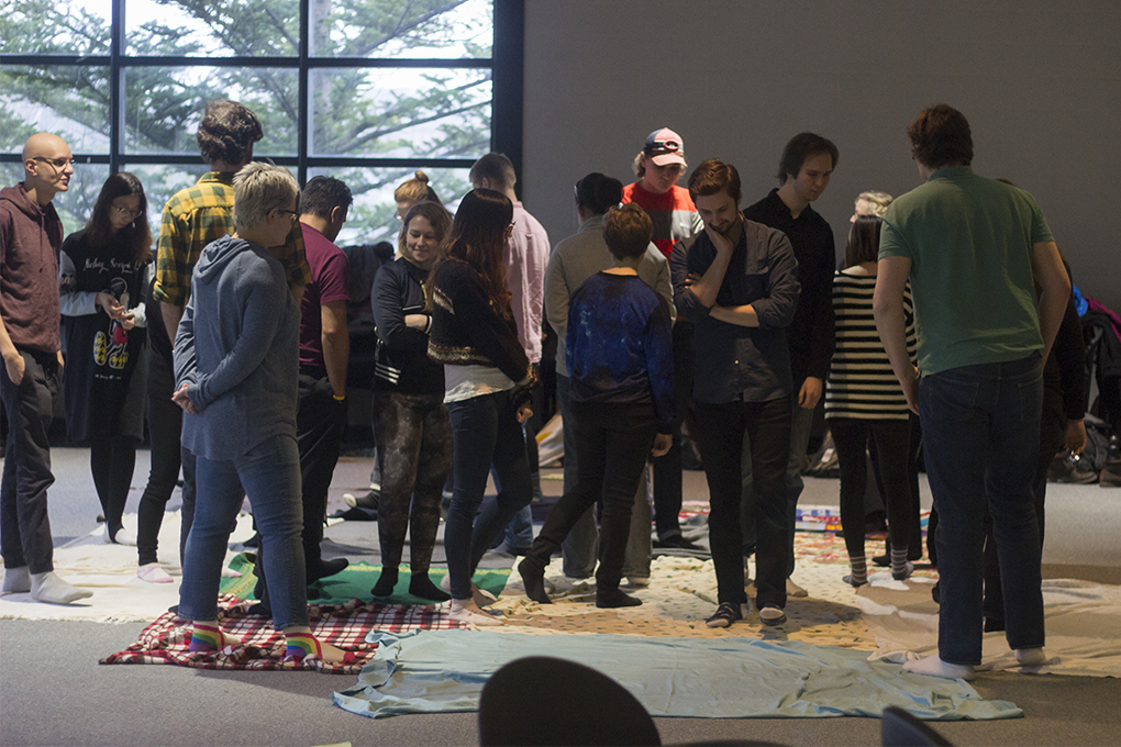 KAIROS Blanket Exercise, University of Guelph