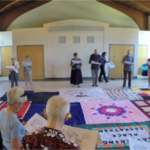 Knowing our place: the KAIROS Blanket Exercise