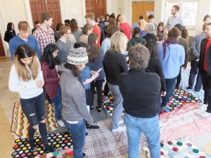 Understanding reconciliation with the KAIROS Blanket Exercise