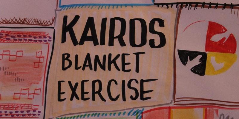 KAIROS Blanket Exercise blanket