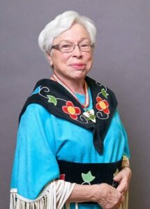 Geraldine Robertson - Aamjiwnaang First Nation Elder