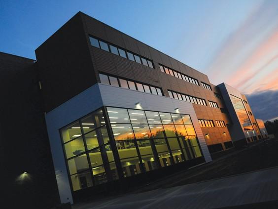 Algonquin College's Pembroke Waterfront Campus